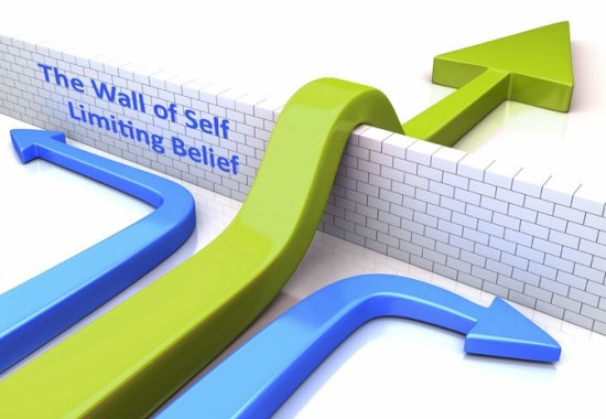 The Wall of Self-Limiting Belief